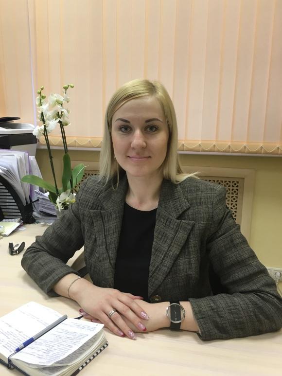 Игнатчик Кира Анатольевна  - заместитель генерального директора