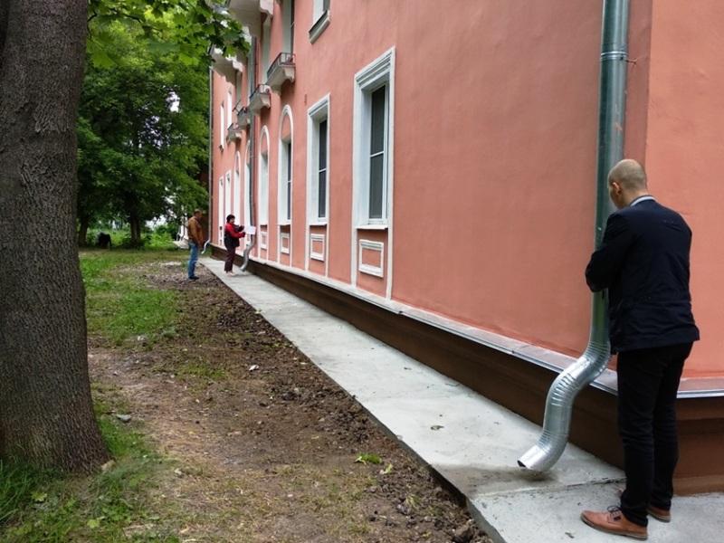Ремонт кирпичных фасадов зданий и сооружений